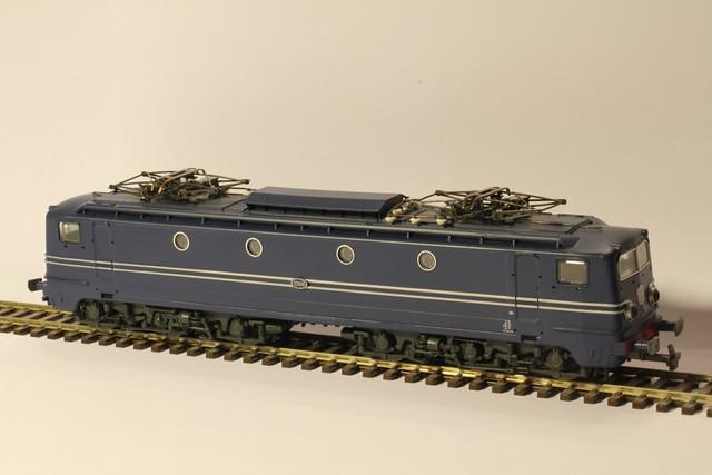 Rivarossi Ns 1300 In Berlijns Blauw