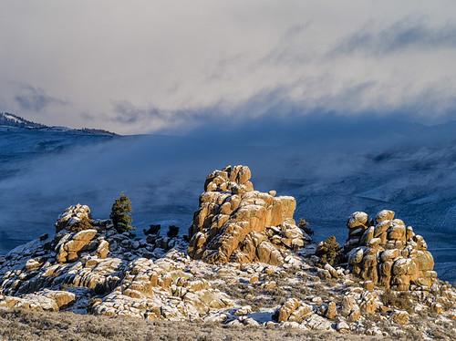 a3004 hartmanrocks fall snow sunrise
