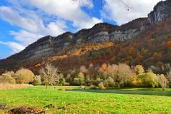 P1140834- Réservoir de Charabotte - Balade Albarine  12 novembre 2018 - Photo of Saint-Rambert-en-Bugey