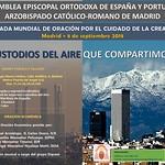 8.9.18 Jornada Mundial de Oración por el Cuidado de la Creación