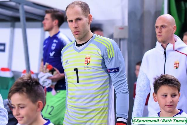 Magyarország - Finnország 2-0, Nemzetek Ligája 2018.11.18.