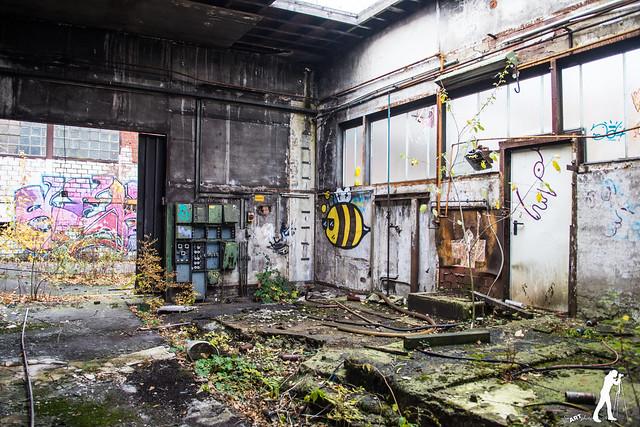 Lost Places: Schmiede