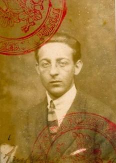 Leon Buchholz_1923