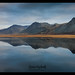 Reflection in Snæfellsnes by Diana Michaels