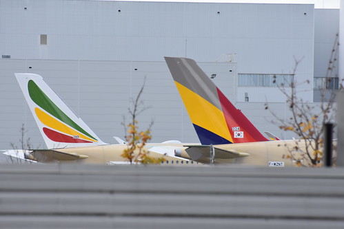 A350s msn 289 and 224