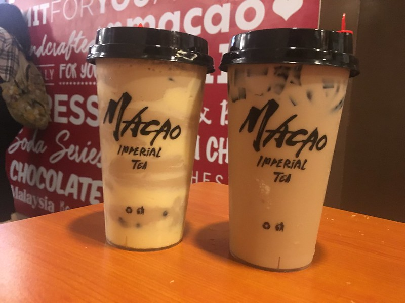 Macao Imperial Tea, SM Manila