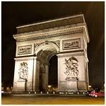 ภาพของ Arc de Triomphe. paris france triumphalarch arcdetriomphe