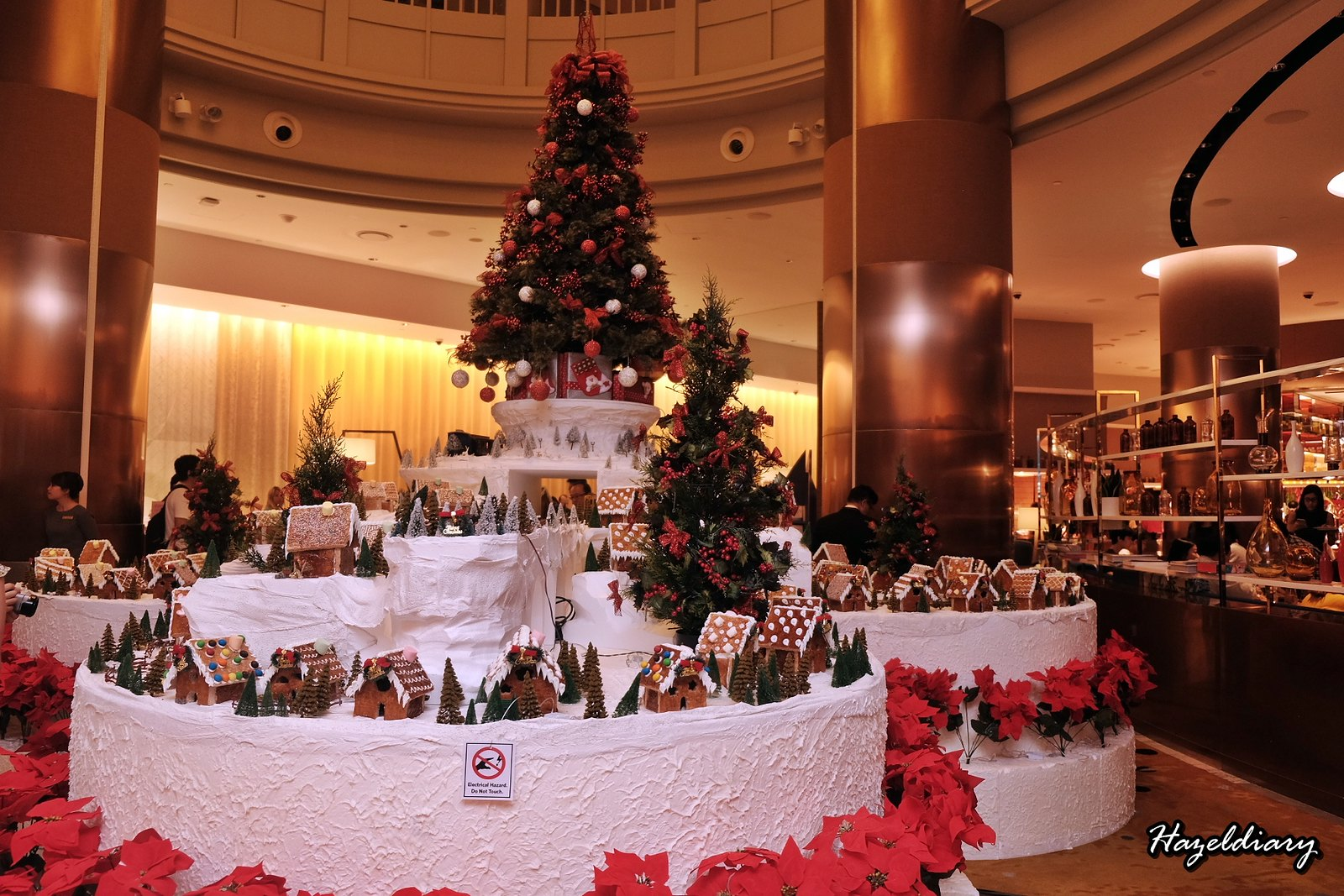 grand copthorne waterfront hotel -Winter Wonderland-4