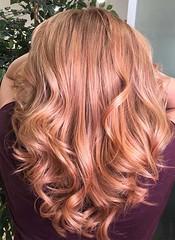 46 Sensational Peach Blonde Hair Color Shades for 2019