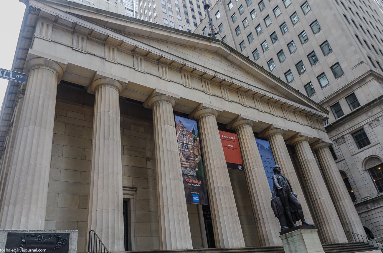Нью-Йорк_Wall Street-15