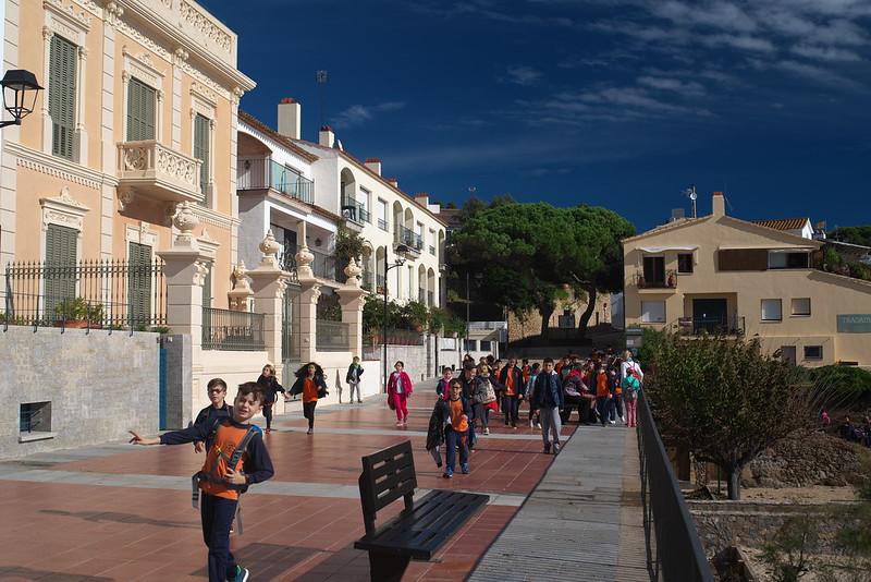 Холодная испанская осень 2018-го