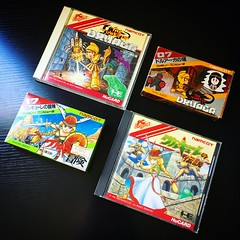 Tower of Druaga & The Adventure of Valkyrie/Legend of Valkyrie for Famicom/PC Engine.  #towerofdruaga #valkyrienoboken #valkyrienodensetsu #namco #namcot #pcengine #famicom #nintendo #retrogaming #videogames #ナムコ #pcエンジン #ファミコン
