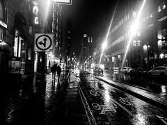 Saint-Catherine Street Lights