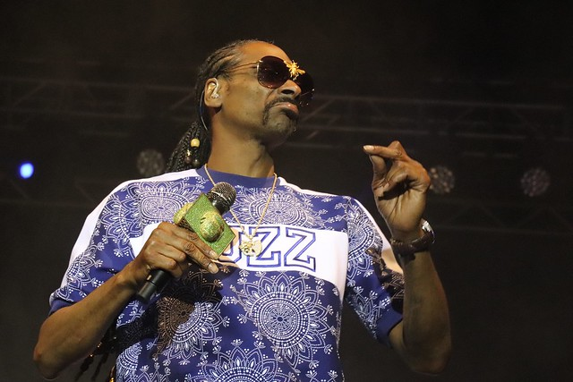 50Star Fireshow, Jersey City 7/4/18 feat. Snoop Dogg and Bayli