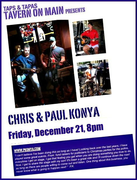 Chris & Paul Konya 12-21-18
