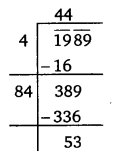 NCERT Solutions for Class 8 Maths Chapter 6 Squares and Square Roots 33
