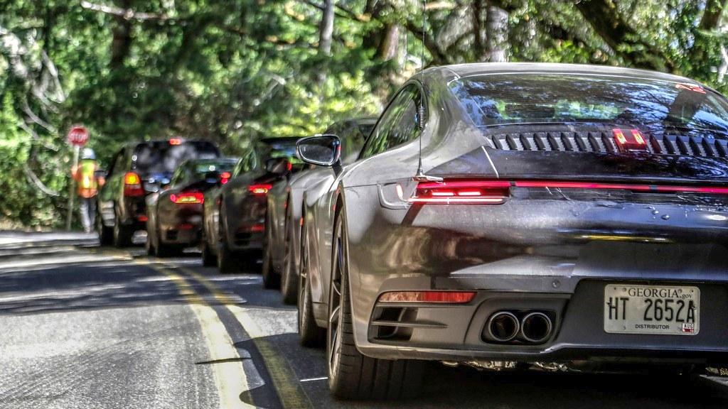 Porsche 911 prototipi 8am#