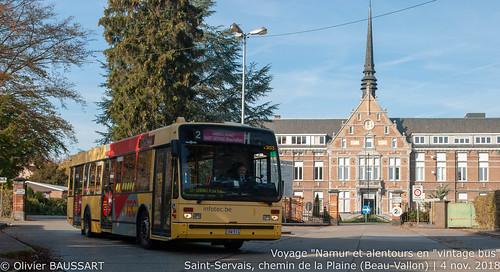TEC Namur-Luxembourg 4.303 - Ligne 2