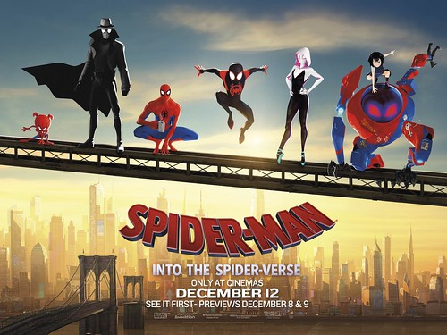Spider-Man - Into the Spider-Verse - Poster 4