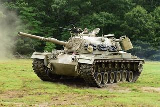 DSC_1581 M48A5 Patton Tank Israeli Markings