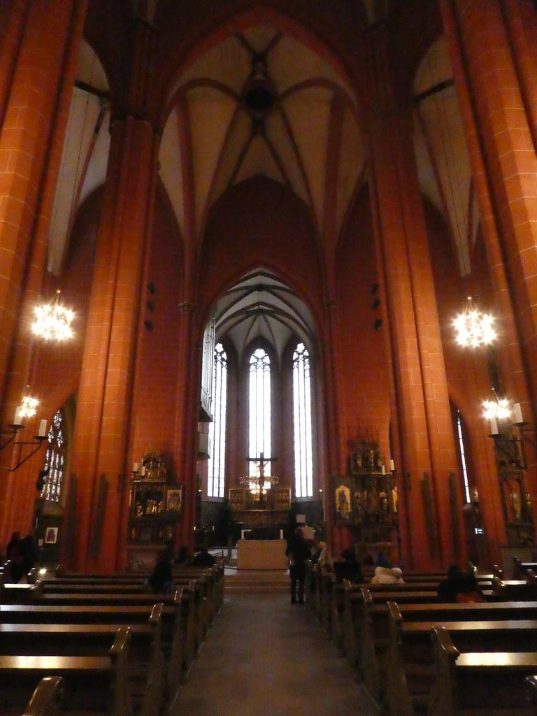 St Bartholomew's Cathedral, Frankfurt