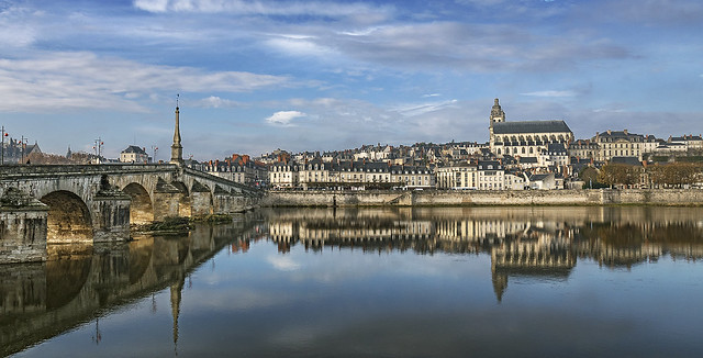 Blois, Nikon D5600, AF-S DX Zoom-Nikkor 18-70mm f/3.5-4.5G IF-ED