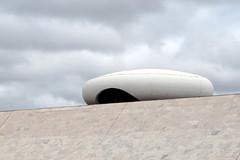 Memorial JK - Brasilia, Brazil