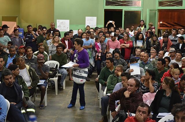 História: 10 vezes que moradores de Brumadinho disseram não à mineração