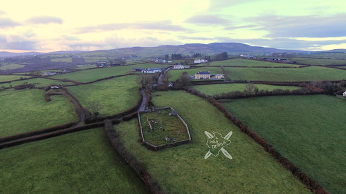 Cooley Cross from the Phantom December 2018