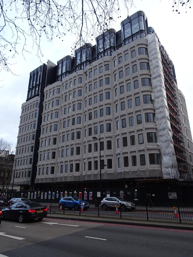 Camden Town: The Standard London (Camden Town Hall Annexe)