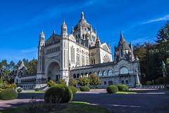 Basilique Sainte-Thérèse de Lisieux - Photo of Prêtreville