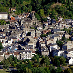 Vic-sur-Cère, Cantal, France