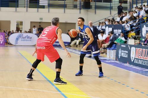 JORNADA 12 | Club Melilla Baloncesto vs Iberojet Palma (ORO 18/19)