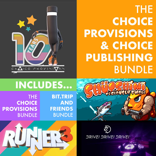 The Choice Provisions and Choice Publishing Bundle