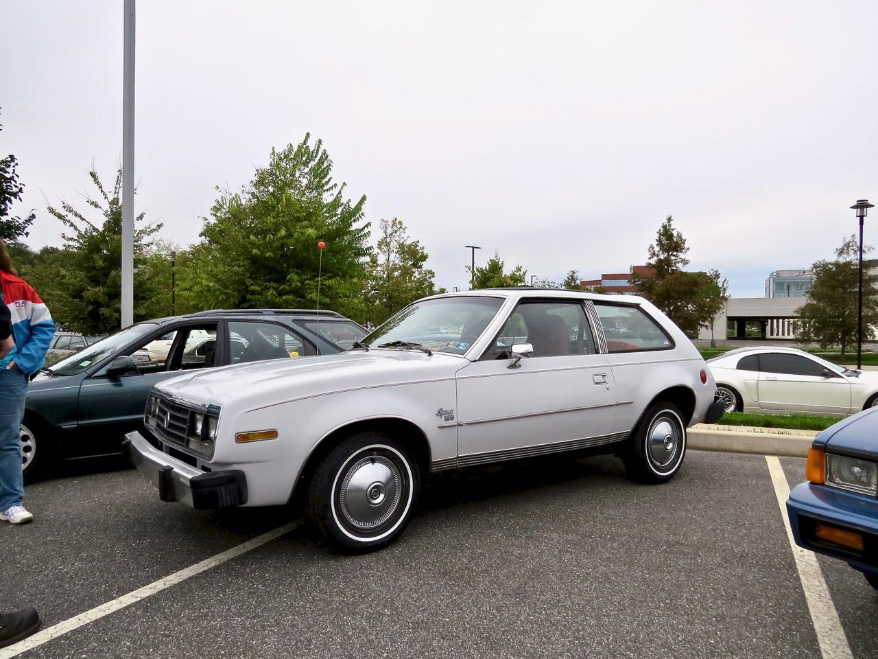 AMC Spirit Hatch
