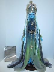 Souldoll Tarot Card 2 High Priestess Celina