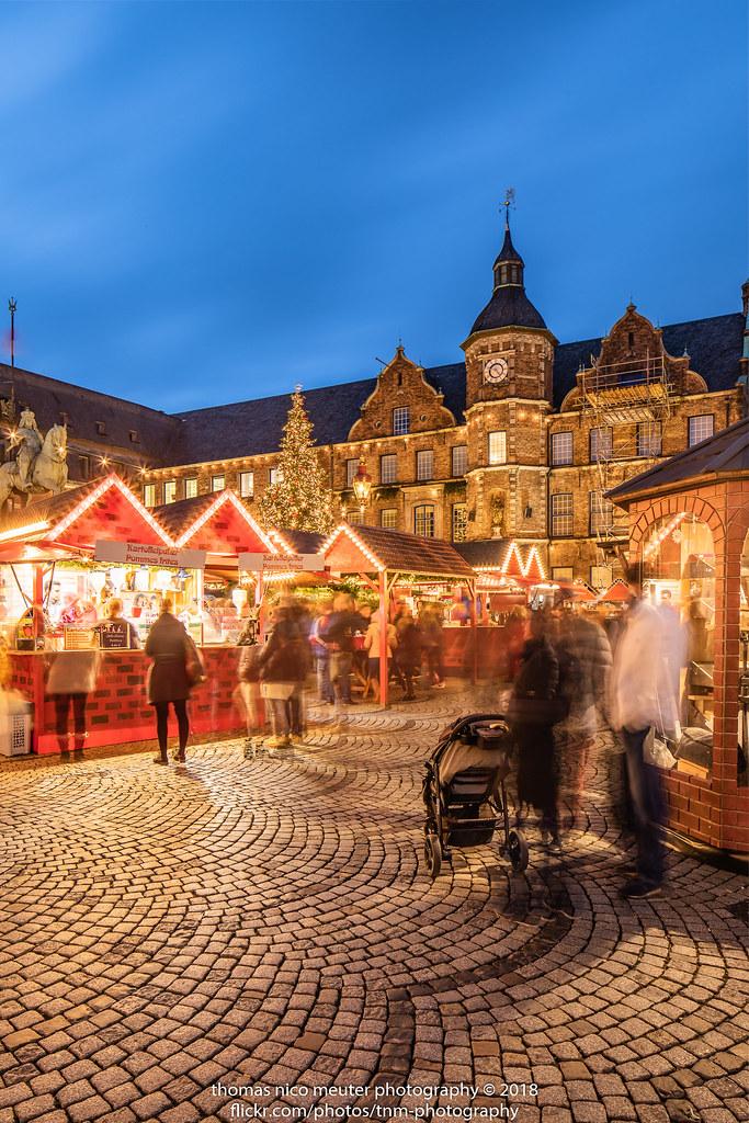 Weihnachtsmarkt Dusseldorf 2018 Bild Von Thomas Nico Meute
