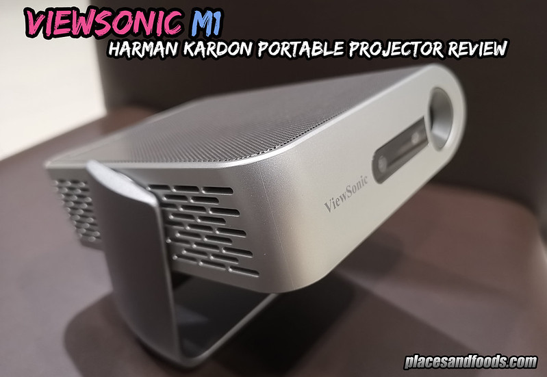 ViewSonic M1 Harman Kardon Portable Projector Review