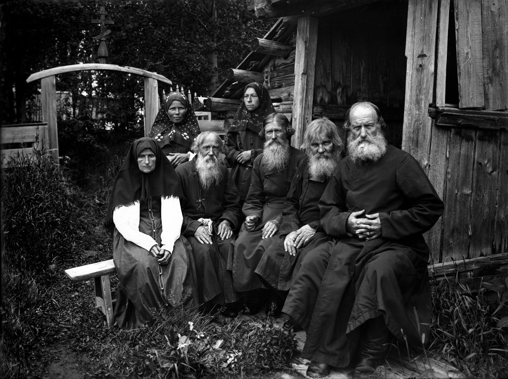 Старообрядцы. Шарпанский скит в Семеновском районе