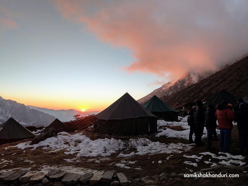Base Camp 3 - 12,800 ft copy