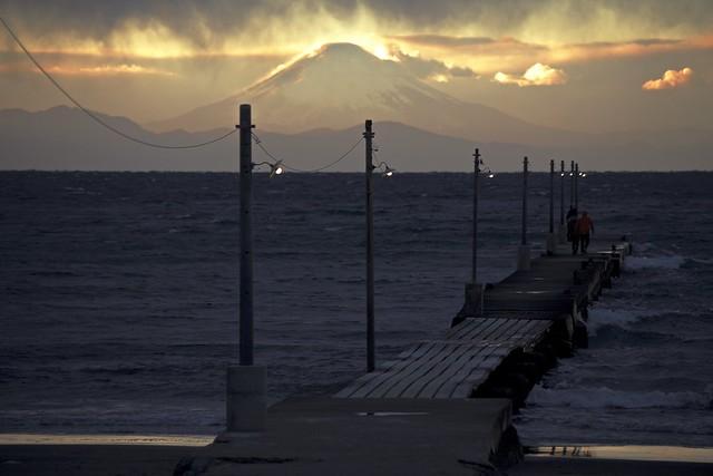 Mt. Fuji, Canon EOS 5D MARK II, Canon EF 35-350mm f/3.5-5.6L