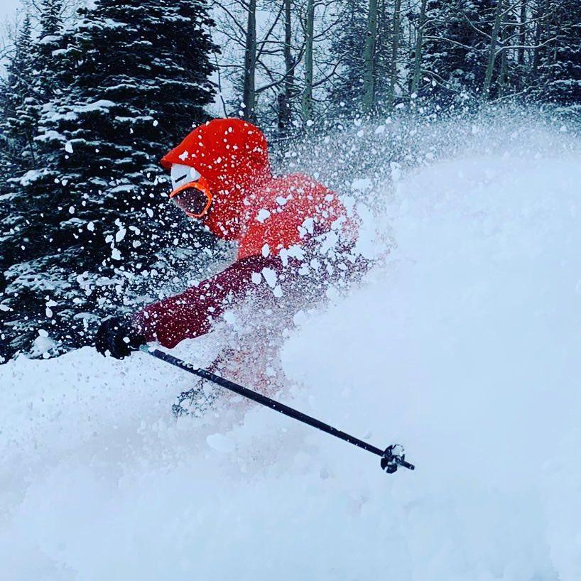 Ski the east en Aspen