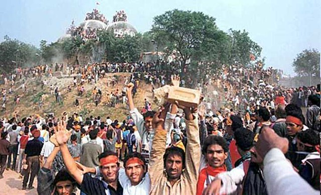 4801 Balbir Singh who was involved in demolishing Babri Masjid has built 90 new mosques 03
