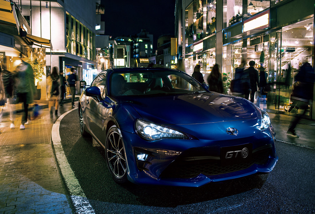 Comprar Toyota Gt86