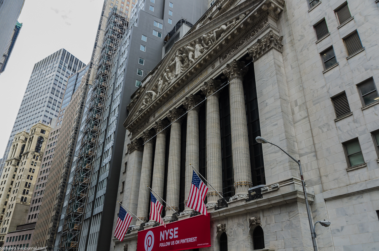 Нью-Йорк_Wall Street-19