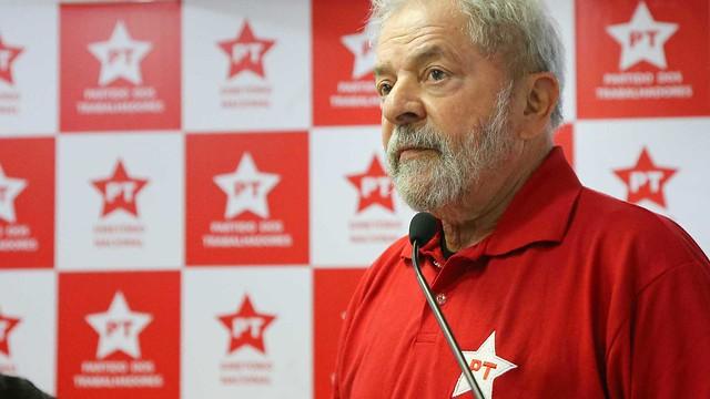 Com isso, Lula passará Natal e Ano Novo preso em Curitiba - Créditos: Foto: Ricardo Stuckert
