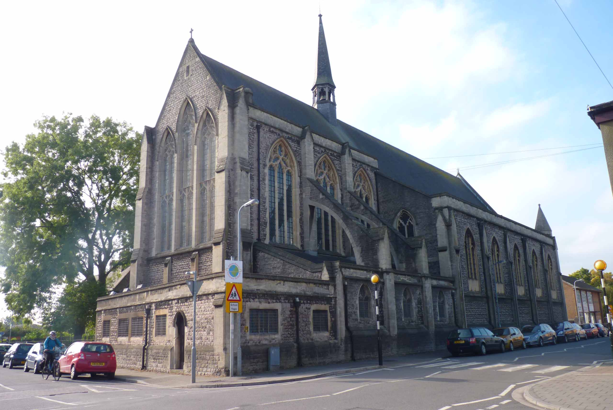 St German, Cardiff, Wales