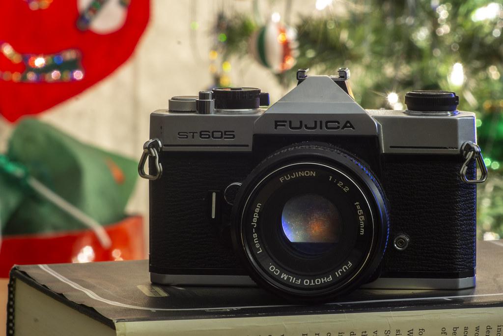 Camera Review Blog No. 101 - Fujica ST605