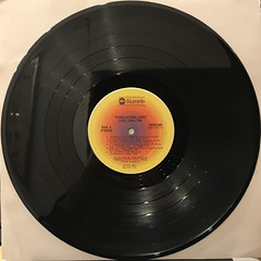 CARL CARLTON:EVERLASTING LOVE(RECORD SIDE-A)