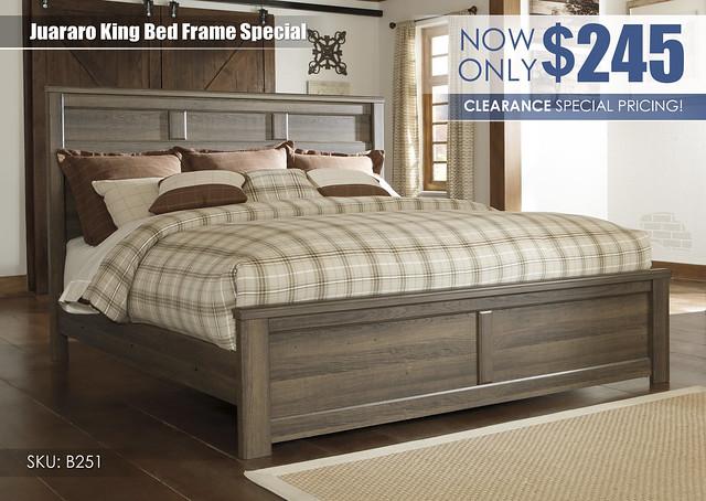 Juararo King Bed Special_B251-58-56-99_n